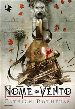Il nome del vento Book Cover