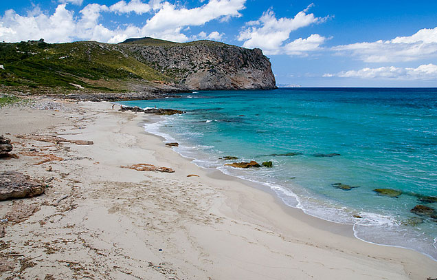 Spiaggia di Verger des S'Arenalet