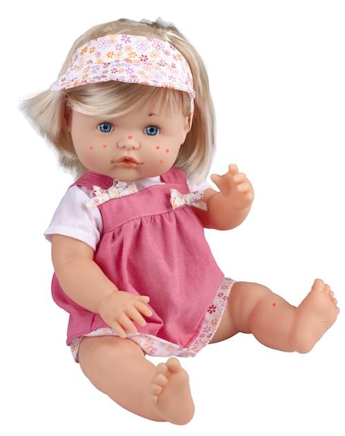 Nenuco zanzarina, la bambola punta dalle zanzare