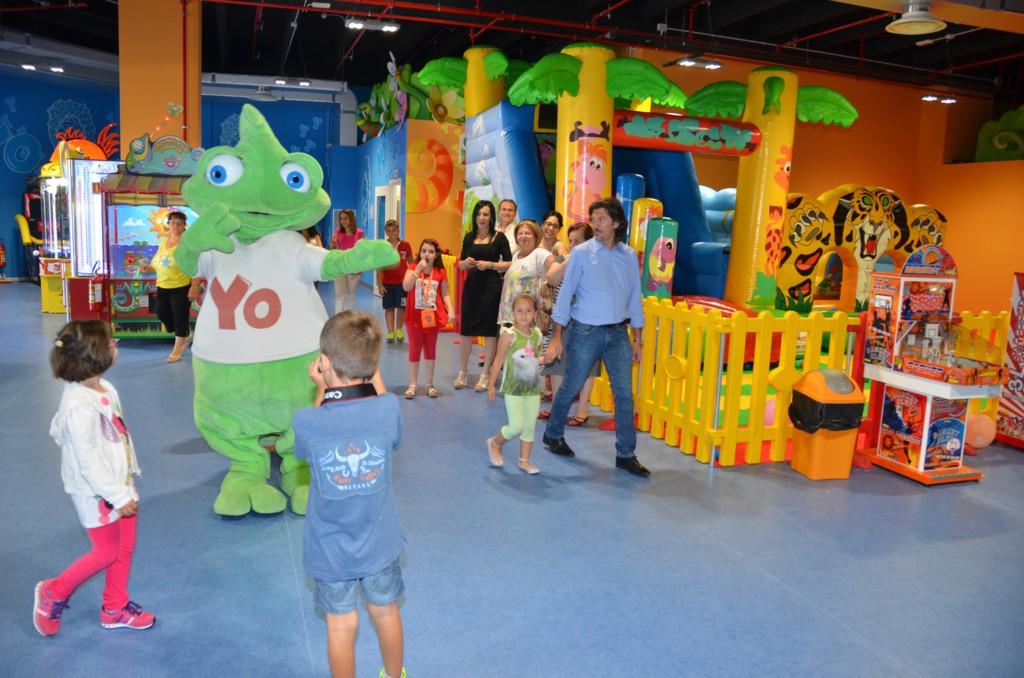 Centri di intrattenimento per bambini Youngo