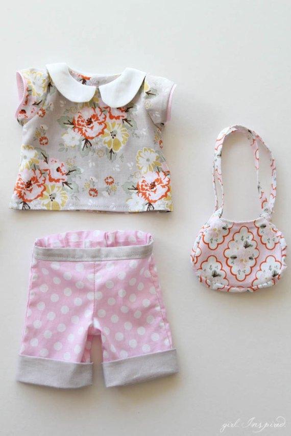 vestiti bambole