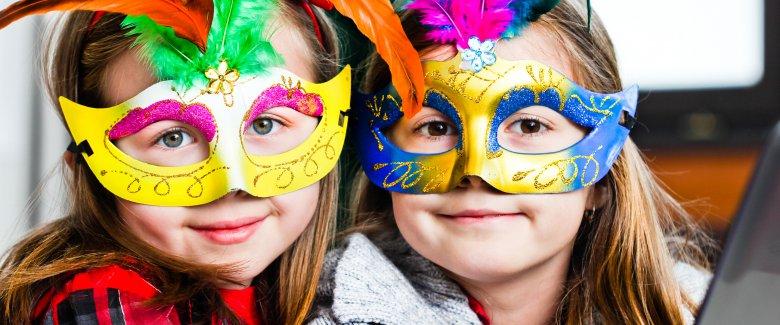 Giochi di Carnevale per bambini alla scuola primaria