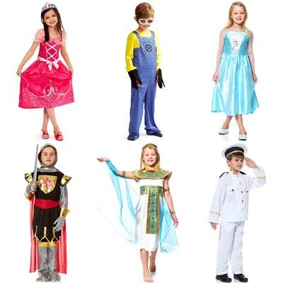 Kiabi costumi di Carnevale per bambini