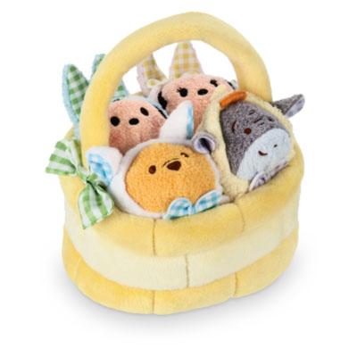 Il cestino di Tsum Tsum per la Pasqua Disney