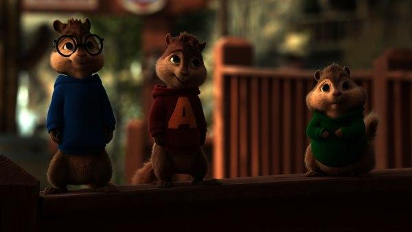 Alvin and The Chipmunks, The Chipettes and Characters TM & © 2015 Bagdasarian Productions, LLC. All rights reserved.  © 2015 Twentieth Century Fox and Regency Enterprises.  All rights reserved.  Not for sale or duplication.