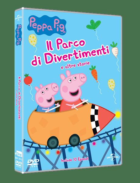 Concorso: Vinci Leolandia con Peppa Pig