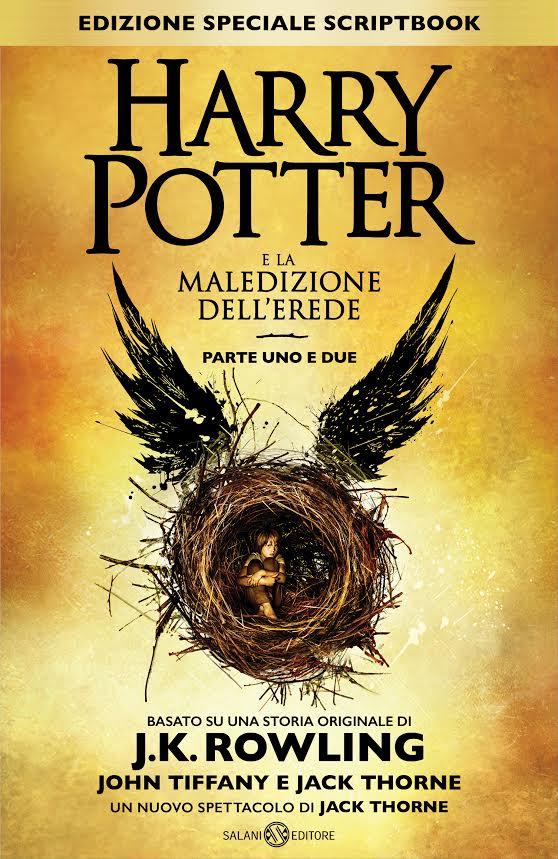 In arrivo Harry Potter e la Maledizione dell'Erede