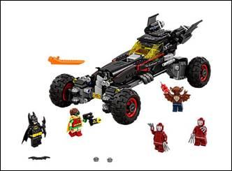 Arriva Batman il Film con un carico di giochi