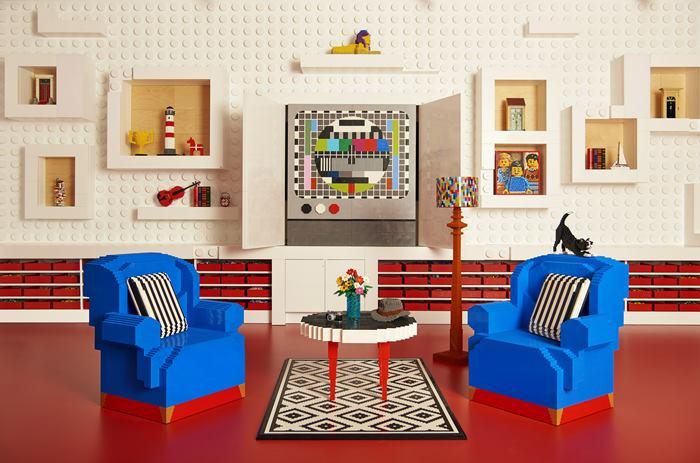 concorso lego house