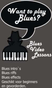 Boogie Woogie & Blues Pianocursus