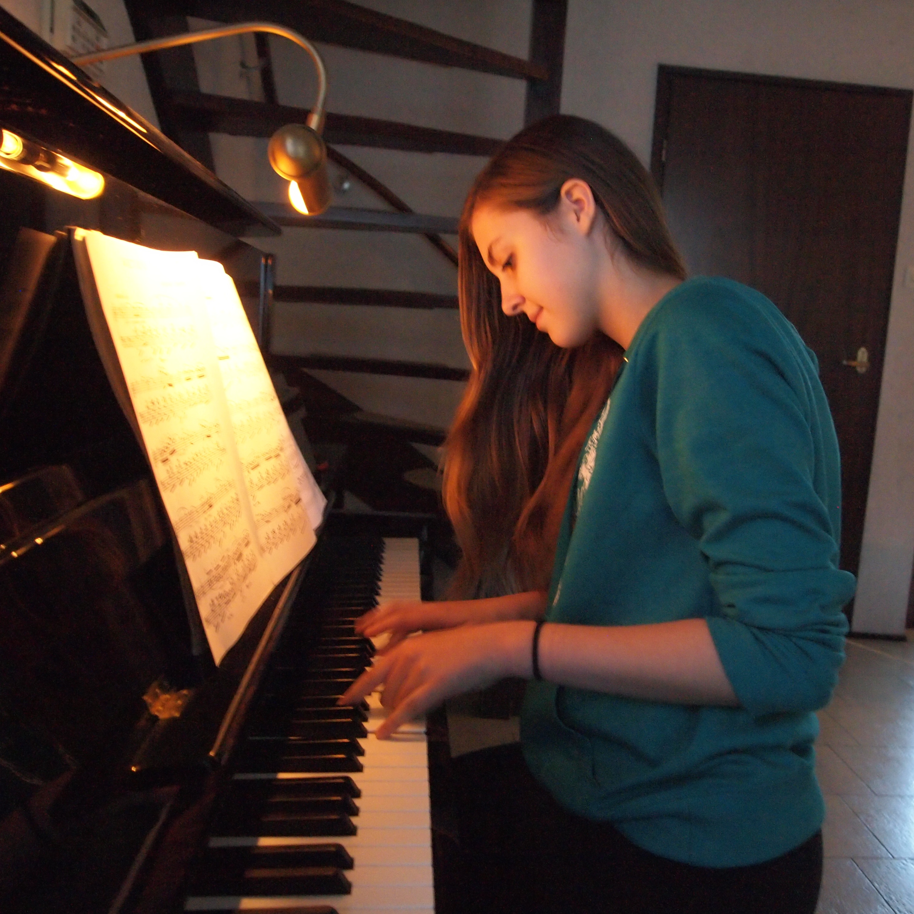 Pianoles Rotterdam