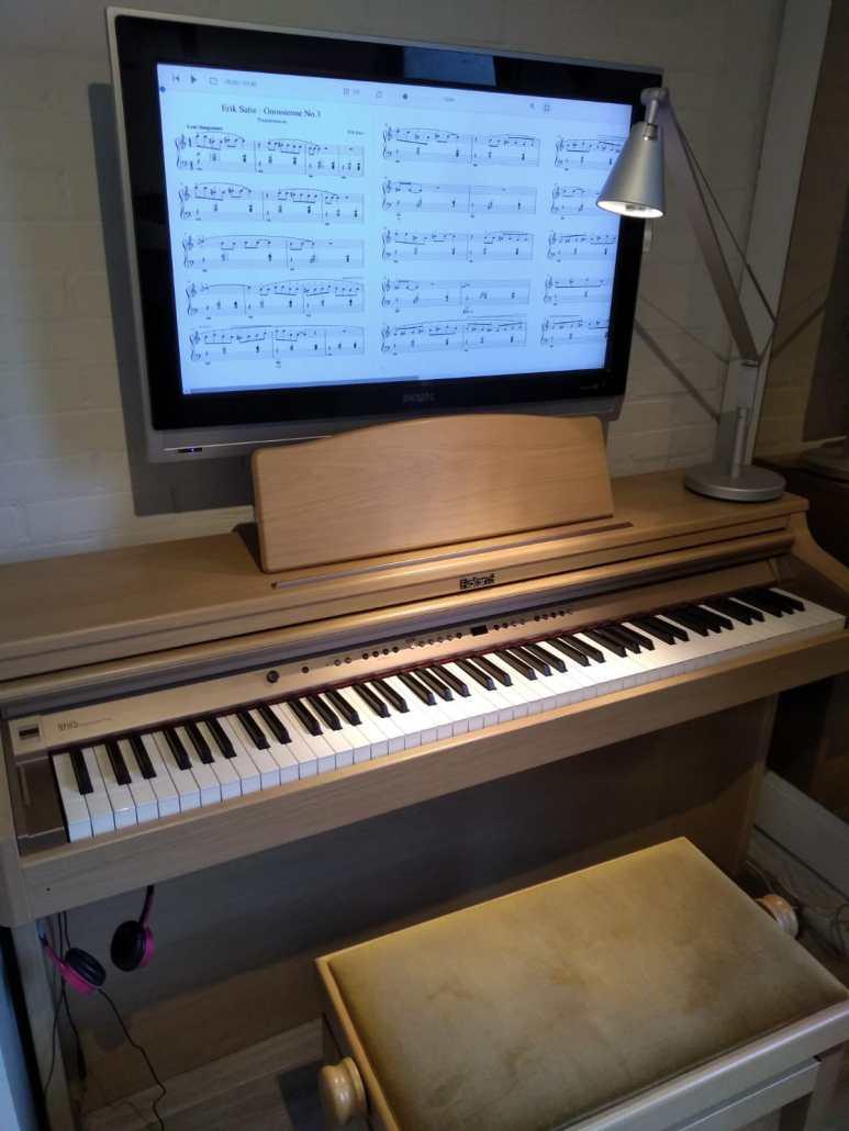 Pianoles Rotterdam pianostudio
