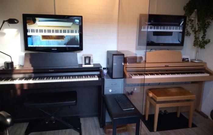 Pianolespraktijk corona aanpassingen