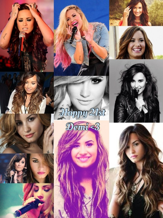 Demi Lovato 8