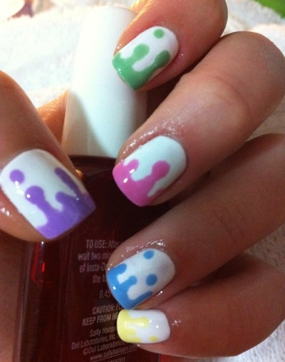 nail collage 5