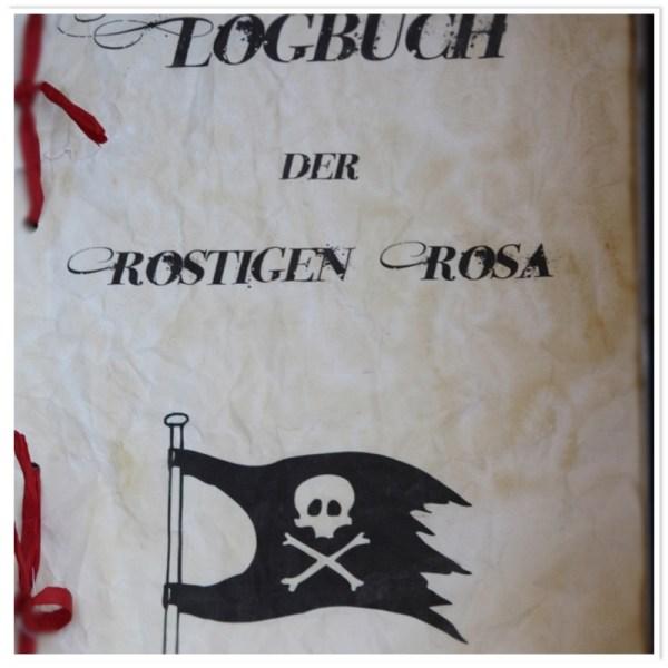 Logbuch piratenparty schatzsuche