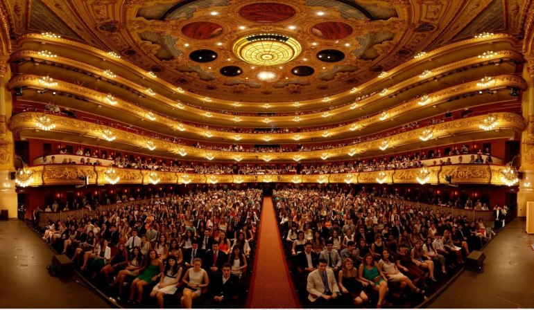 The Gran Teatre del Liceu,things to do in Barcelona