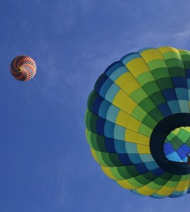 hot air balloon, best adventurous activities in the UK
