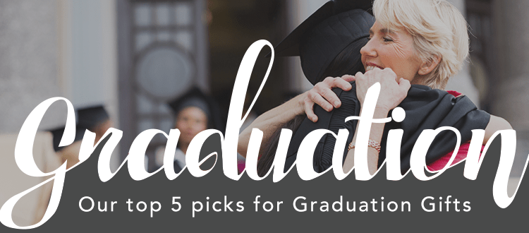 Graduation Gift Guide: Post Grad Gifts for Him and Her