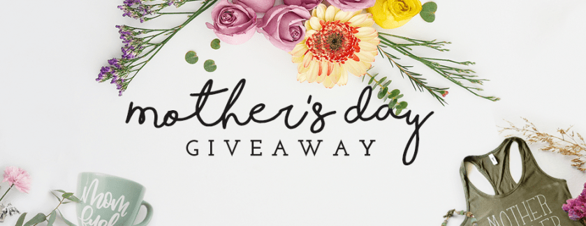 Mother's Day Gift Guide and Giveaway + Etsy Partners!