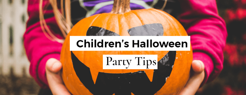 Children's Halloween Party Tips