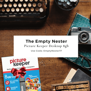 Empty Nester graphic