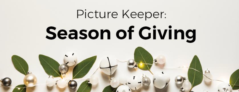 Season of Giving blog banner