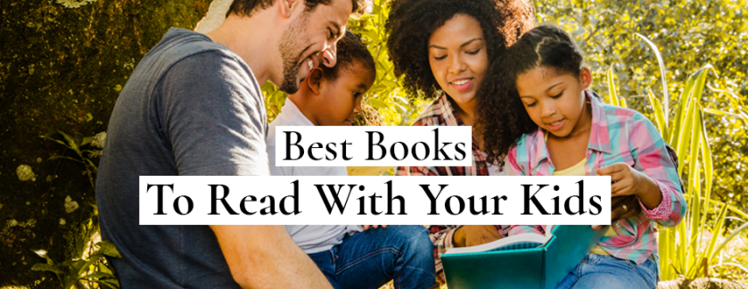 Best Books to Read With Your Kids This Winter