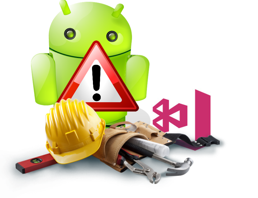 Fixing Android build