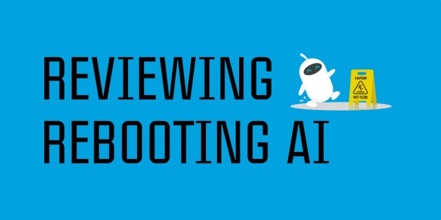 Reviewing Rebooting AI