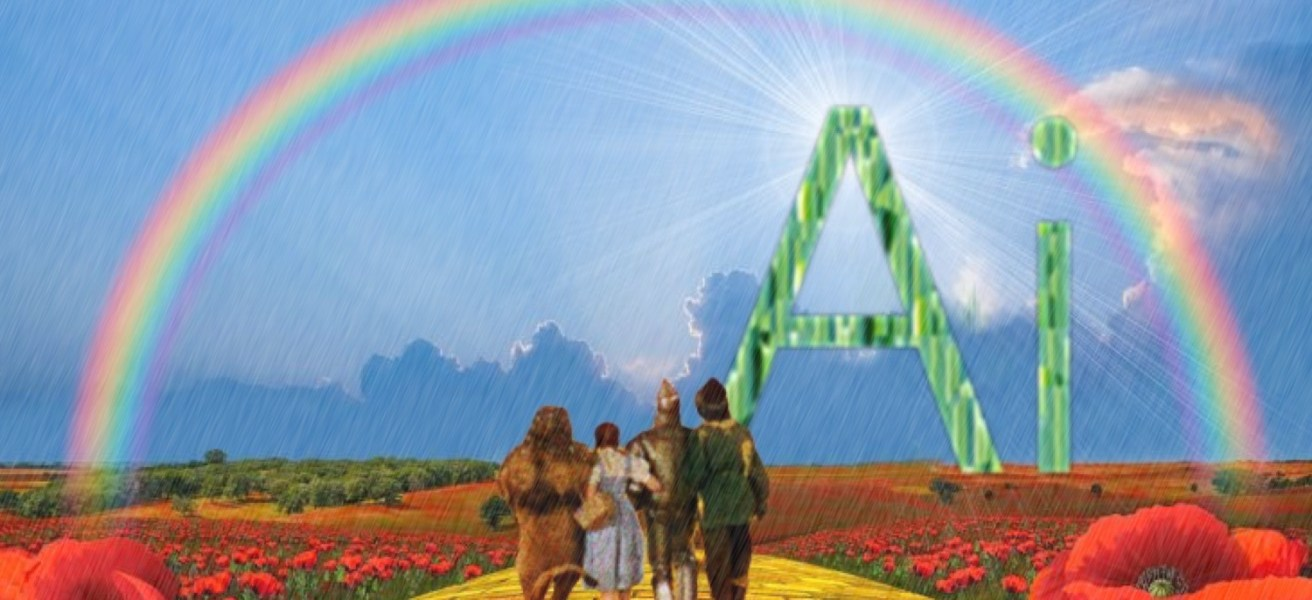 AI update, late 2019 - wizards of Oz