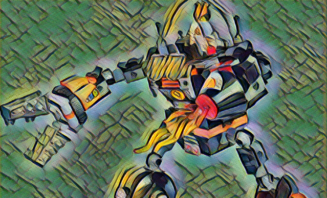 The musings of a transformer