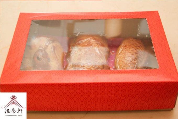 餅皮三牲包裝