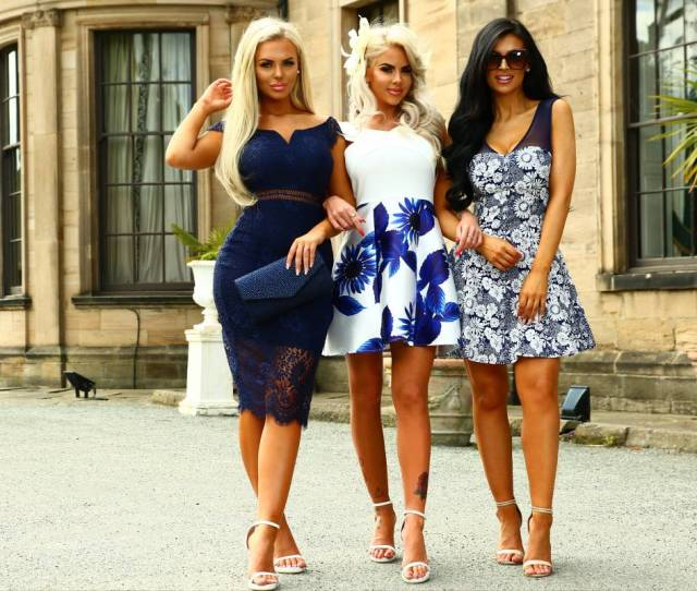 Wedding Guest Style Guide What To Wear To A Summer Wedding