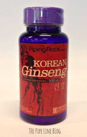 Piping Rock Discount Korean Ginseng