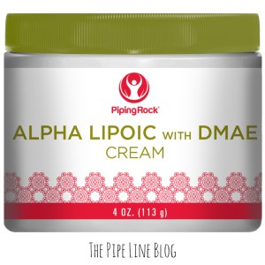 Piping Rock - The Pipe Line - Alpha Lipoic with DMAE Cream