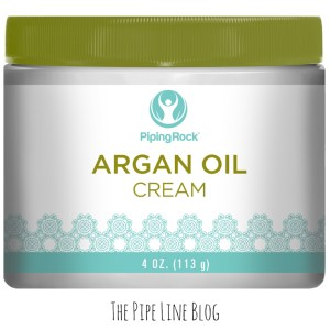 Piping Rock - The Pipe Line - Argan Oil Cream
