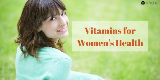 VITAMINS FOR WOMEN'S HEALTH...