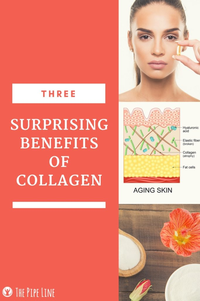 3 Surprising Benefits of Collagen (Pinterest)- 5.11.2017