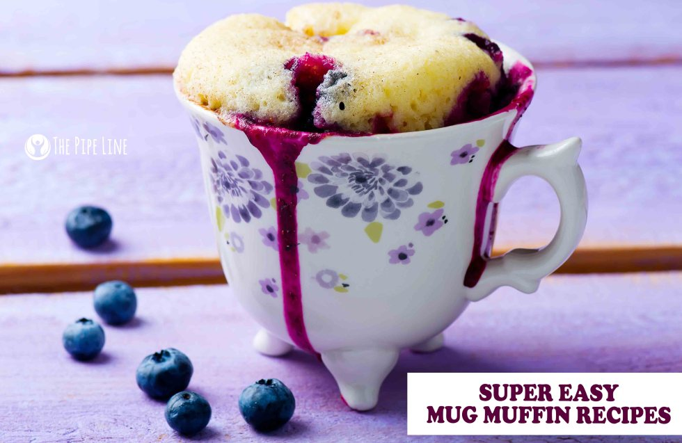 Super Easy Mug Muffin