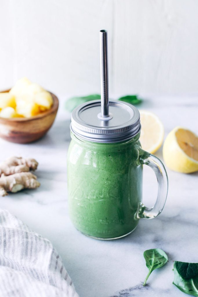 Green Nutritious Smoothie