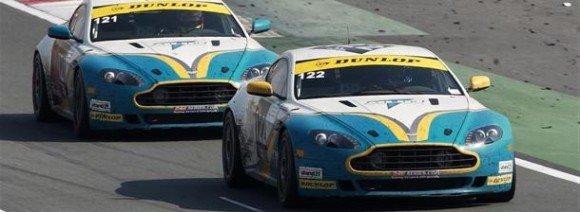 Aston Martin 24h
