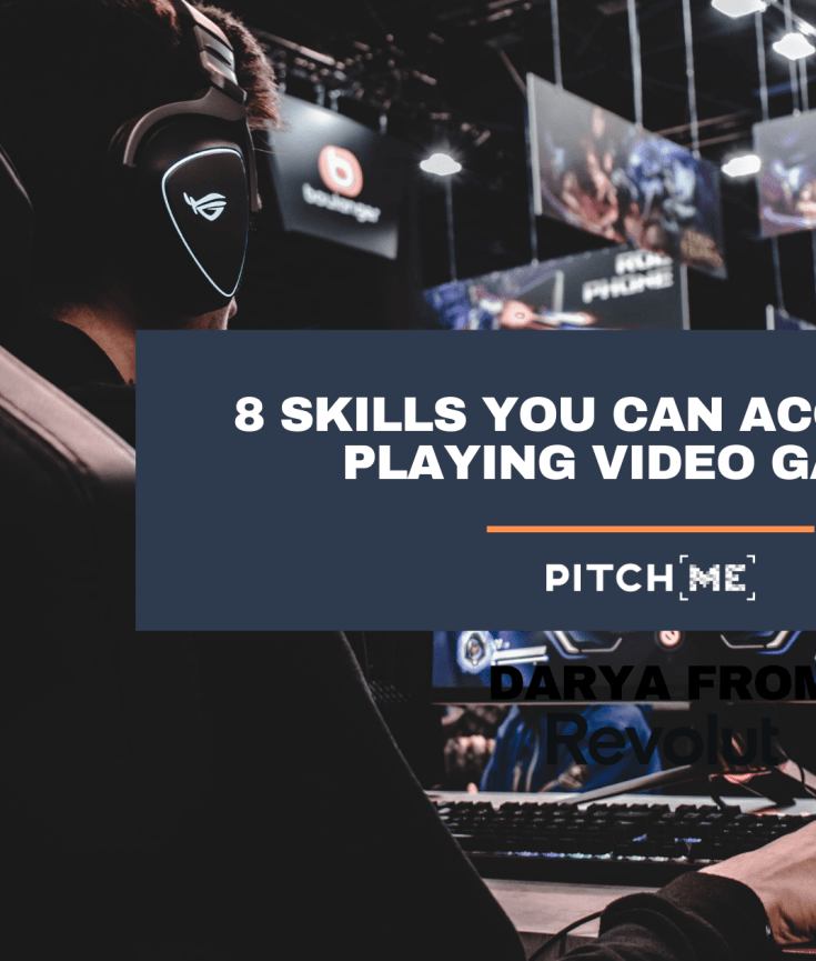 skills from video games in job