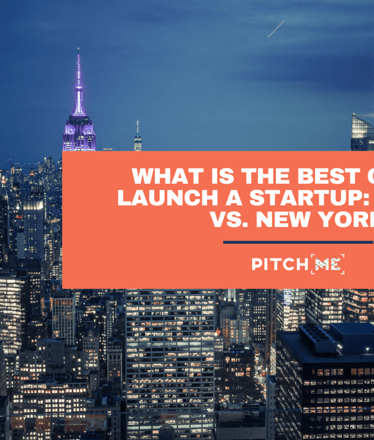 london or new york for a startup