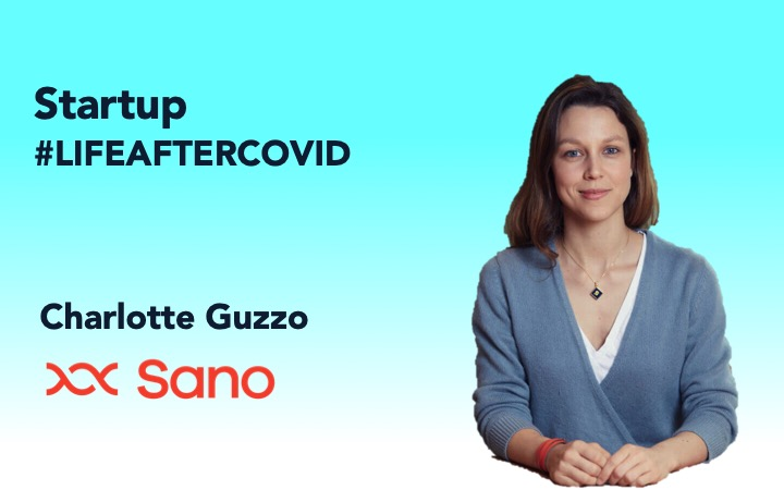 Charlotte Guzzo, Chief Operating Officer of Sano Genetics