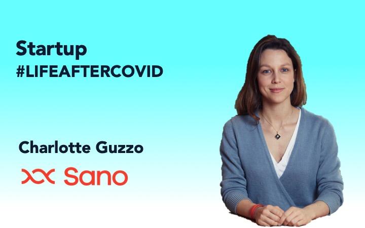 Charlotte Guzzo, Chief Operating Officer of Sano Genetics