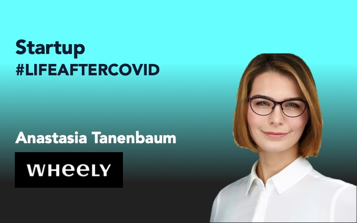 Anastasia Tanenbaum, a Talent Manager at Wheely