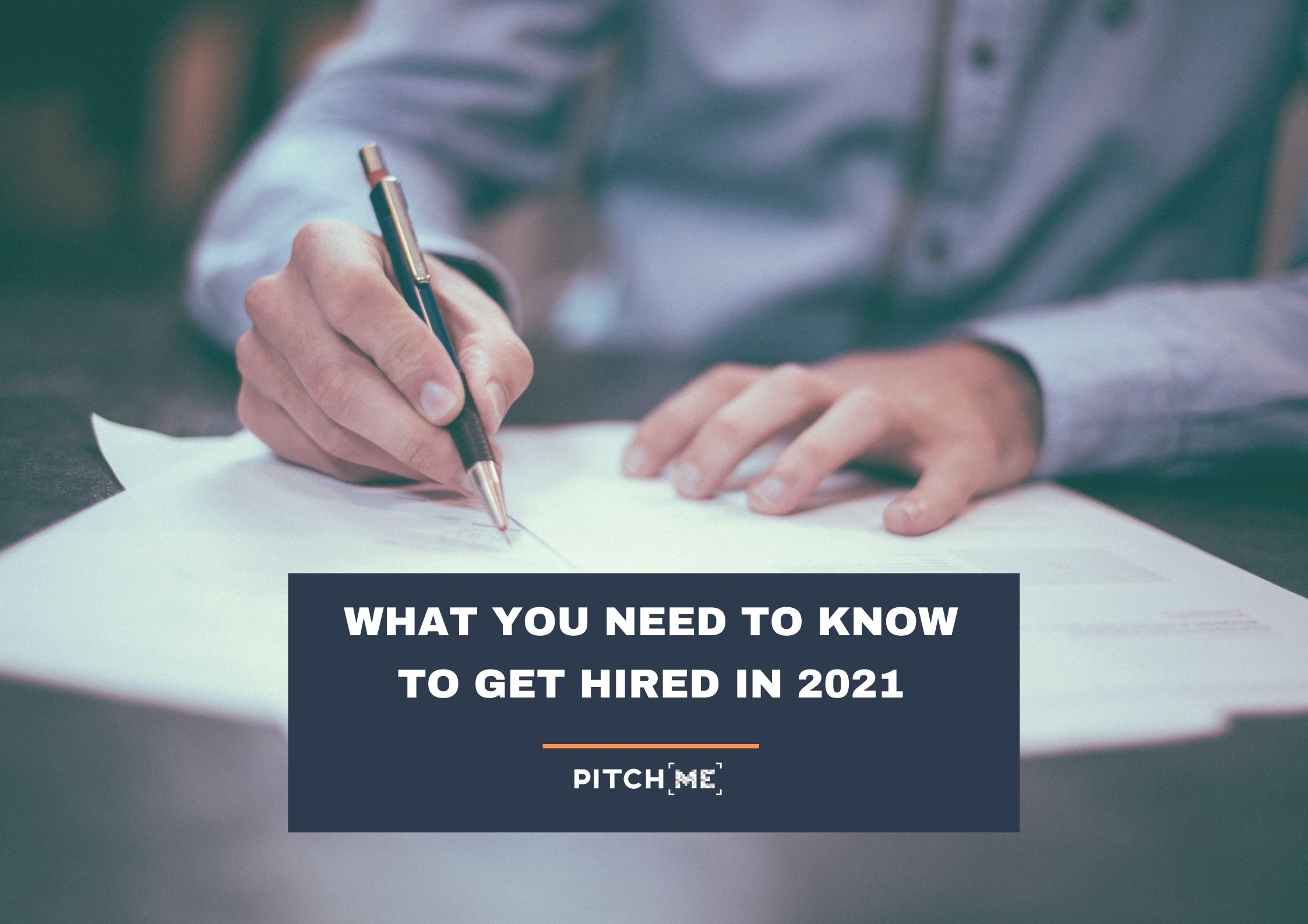 Get Hired in 2021