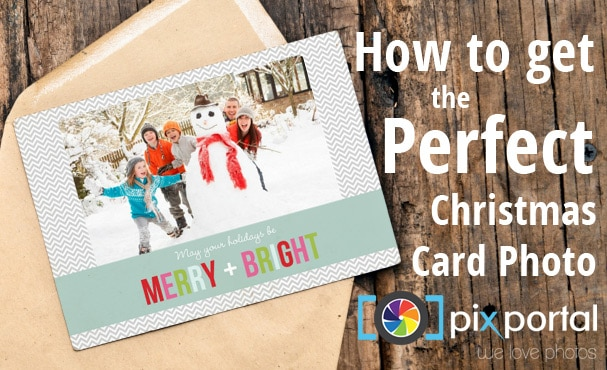 How to get the Perfect Christmas Card Photo