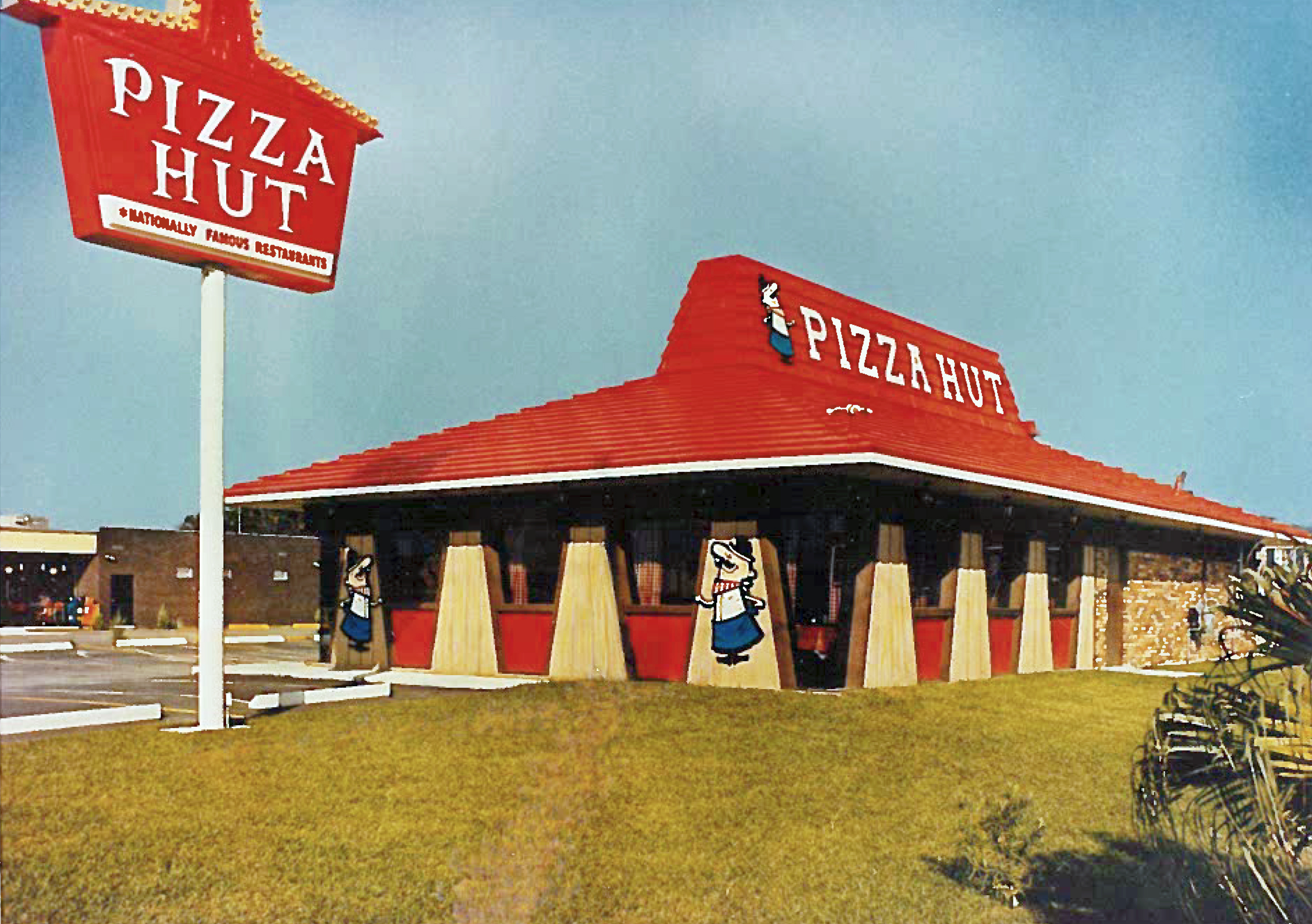 Buildings That To Be Pizza Huts Where Are They Now